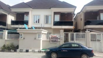 Excellent 4 Bedroom Flat, Bricks Court Estate, By Orchid Road, Ikota Villa Estate, Lekki, Lagos, Detached Duplex for Rent