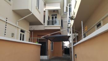 Well Finished 4 Bedroom Semi Detached House, Chevy View Estate, Lekki, Lagos, Semi-detached Duplex for Rent