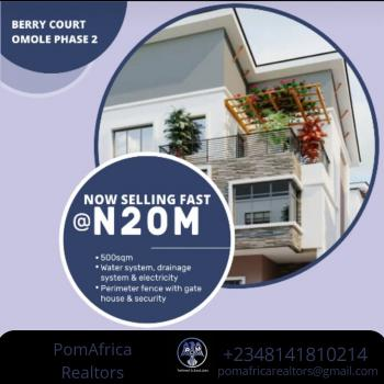 Awoof Plots of Land at Omole Phase 2 Extension, Omole Phase 2 Extension, Olowora, Omole Phase 2, Ikeja, Lagos, Mixed-use Land for Sale