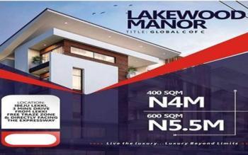 Plots of Land for Sale @ Lakewood Manor Ibeju Lekki, Ibeju Lekki, Ibeju Lekki, Lagos, Mixed-use Land for Sale