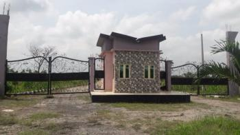 2 Plots of Land. No Hidden Fee, It Is 5 Minute From The Left Side on Lekki Free Trade Zone When By The Express, Ibeju Lekki, Lagos, Residential Land for Sale
