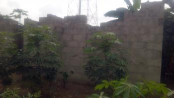 Uncompleted 2 Bedroom Bungalow, Along Sango-ijoko Road, Sango Ota, Ogun, Detached Bungalow for Sale