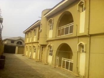4 Nos 3 Bedroom  Flat, Unity Street,  Agbede Transformer, Agric, Ikorodu, Lagos, Block of Flats for Sale