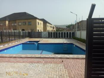 Luxury 3 Bedroom  Flat, Service Apartment, with Swimming Pool, Tennis Court, Basketball Court, Elevator, Katampe Extension, Diplomatic Zones, Abuja, Mini Flat for Rent