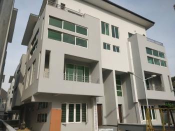 Brand New 5 Bedroom Semi-detached on 4 Floors, Ikeja Gra, Ikeja, Lagos, Semi-detached Duplex for Sale