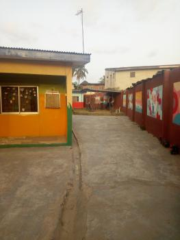 School on Four Plot. with 5 Bungalows, Good for Church Or Company, Akowonjo, Alimosho, Lagos, School for Sale