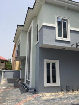 Irresistible Massive Fully Detached 5 Bedroom Duplex with Bq and Fitted Kitchen, Chevy View Estate, Lekki, Lagos, Detached Duplex for Rent