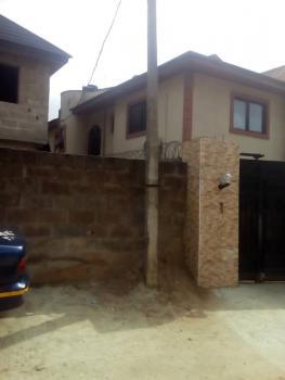 Investment Property: 4 Bedroom Semi Detached Duplex with 2 Units of Flats, Apollo Estate, Alapere, Ketu, Lagos, Semi-detached Duplex for Sale