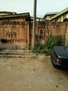 Old Bungalow on a Plot of Land Within a Serene Close, Bakare Estate, Alapere, Ketu, Lagos, Residential Land for Sale