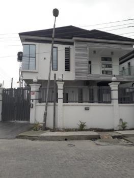 Newly Built Luxury Detached 5 Bedroom with a Room Bq, Equipped Kitchen, Shower Rain, Jacuzzi, Nice Pop Designs,quality Tiling, Idado Estate, Idado, Lekki, Lagos, Detached Duplex for Sale