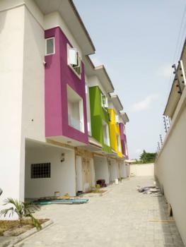 Brand New 3 Bedroom Terrace Duplex with a Room Boys Quarters, Lekki, Lagos, Terraced Duplex for Rent