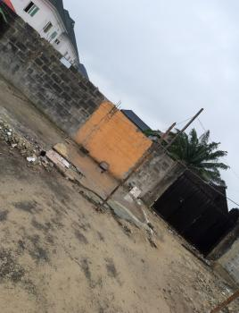 Gated and Fenced One Plot of Land in a  Strategic Location a Plot Away From Lekki-epe Express Way, Opposite Crown Estate, Sangotedo, Ajah, Lagos, Residential Land for Sale