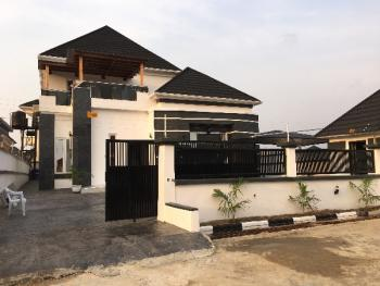 Newly Built and Well Finished 4 Bedroom Modern Design Duplex with Bq, Thomas Estate, Ajah, Lagos, Detached Duplex for Sale