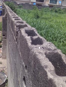 a Corner Piece Plot, Isokan Estate,off Ashipa Road, Ayobo, Lagos, Residential Land for Sale