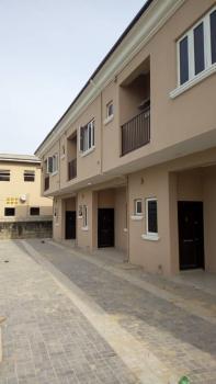 Brand New 4 Units of 4 Bedroom Terrace Duplex, Opposite Blenco Supermarket, Sangotedo, Ajah, Lagos, Terraced Duplex for Rent