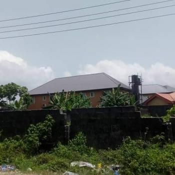 Dry Half Plot of Land  Fenced, Destiny Home Estate, Abijo, Lekki, Lagos, Residential Land for Sale