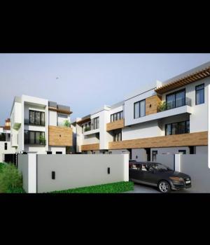 Luxury 4 Bedroom Terrace Duplex with a Maids Room, Lekki Phase 1, Lekki, Lagos, Terraced Duplex for Sale
