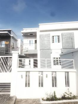 Beautifully Built 4 Bedroom Fully Detached Duplex with 2 Sitting Rooms and Indoor Swimming Pool, Chevron, Lekki, Lagos, Detached Duplex for Sale