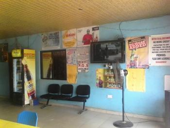 Existing Car Wash, Bar and Hotel, African a Bus Stop, Near Grammar School Bus Stop, Ojodu, Lagos, House for Rent