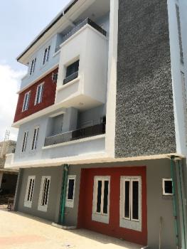 Contemporary 3 Bedroom Flat with En Suite Bq (serviced), 2nd Tollgate, Opposite Chevron, Ikota Villa Estate, Lekki, Lagos, Flat for Rent