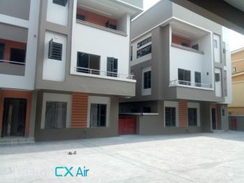 Service 5 Bedroom Townhouses with a Bq, Off Ihuntayi Street, Oniru, Victoria Island (vi), Lagos, Terraced Duplex for Rent