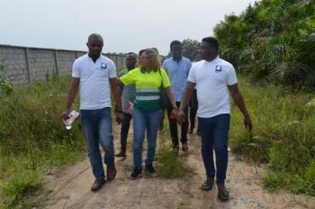 Buy Today, Build Today, Kingdom Garden, Ibeju Bus Stop, Eleko, Ibeju Lekki, Lagos, Land for Sale