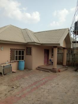 Distress Sales of Twin Flat of 3 Bedrooms Flat and 2 Bedrooms on a Standard Plot of Land, Oladele Estate, Up Jesus Area, Gbekuba, Apata, Ibadan, Oyo, Detached Bungalow for Sale