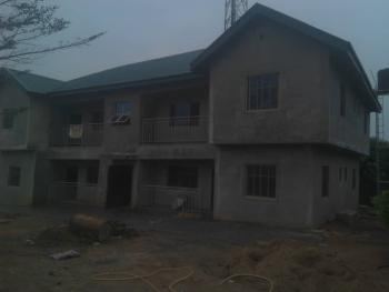 Newly Built 4 Nos 2 Bedroom Flat with Ample Parking Space, Ijoko Ogba Ayo, Sango Ota, Ogun, Flat for Rent