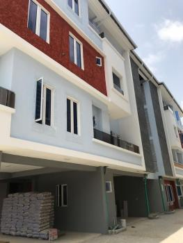 Contemporary 3 Bedroom Flat with Bq, Opposite 2nd Toll Gate, Lafiaji, Lekki, Lagos, House for Rent