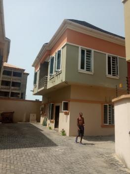 a Nice 3 Bedroom Terrace Duplex, Ologolo Road, Ologolo, Lekki, Lagos, Terraced Duplex for Rent