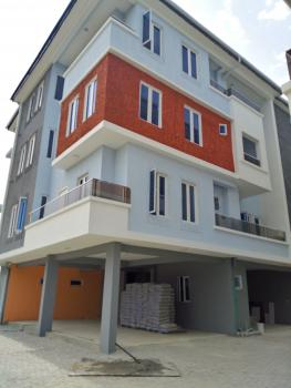 12hrs Serviced 3 Bedroom with Bq Brand New, Chevron Toll Gate, Before Ikota, Lekki, Lagos, Flat for Rent