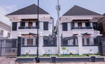 Tastefully Finished Brand New 5 Bedroom Detached House, Behind Circle Mall -shoprite, Osapa, Lekki, Lagos, Detached Duplex for Sale