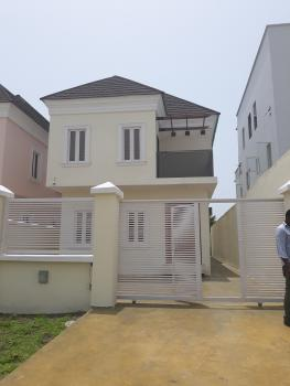Newly Built 4 Bedroom Fully Detached Duplex with a Room Bq, Off Freedom Way, Lekki Phase 1, Lekki, Lagos, Detached Duplex for Sale
