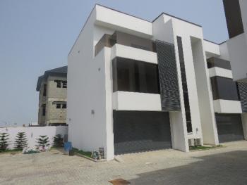 Luxury Awesome 4 Bedroom Duplex with Bq,underground Garage, Swimming Pool, Gym, Oniru, Victoria Island (vi), Lagos, Semi-detached Duplex for Rent