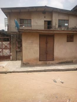 Block of 2 Units of 2 Bedroom Flat + 2 Units Mini Flat + Shop with Vacant Land, All on 1 Plot of Land, Iju-ishaga, Agege, Lagos, Block of Flats for Sale