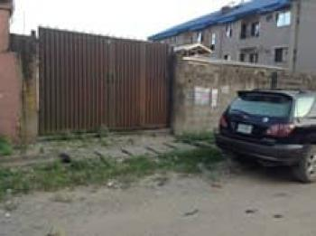 Fenced and Gated 667.89sqm Land, Ago Road, Okota, Isolo, Lagos, Mixed-use Land for Sale