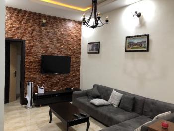 24hrs Serviced Terrace 3 Bedroom Duplex, Along Chevron Toll Gate, Lekki Expressway, Lekki, Lagos, Terraced Duplex Short Let