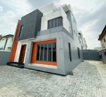 Luxury New and Exquisitely Finished Property with Swimming Pool, Lekki Phase 1, Lekki, Lagos, Detached Duplex for Sale