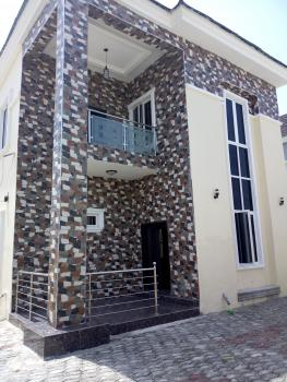 Brand New 4 Bedroom Duplex Standing Alone Within a Secured Estate, Before Shoprite, Sangotedo, Ajah, Lagos, Detached Duplex for Rent