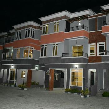 Luxury 4 Bedroom Semi Detached Town House with Bq, Ikota Villa Estate, Lekki, Lagos, Semi-detached Duplex for Sale