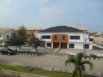Big & Luxury 5 Bedroom Semi Detached Duplex, Ocean Bay Estate, By Chevron Toll Gate, Lekki, Lagos, Semi-detached Duplex for Sale