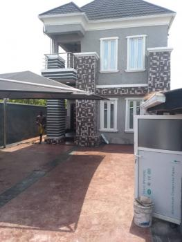 Beautifully Finished Spacious 2 Bedroom Flat, Pop Finishing with Visitors Toiled and Excellent Kitchen Cabinet Interlock Road, Behind Lagos Business School, Ajah, Lagos, Flat for Rent