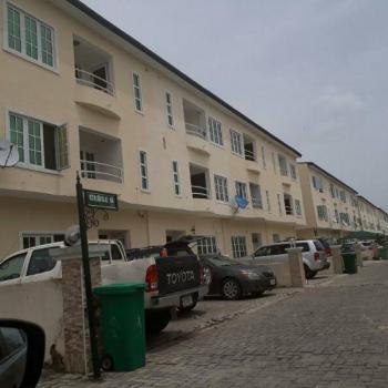 Exquisite 5 Bedroom Terrace Duplex with Payment Plan, Lagos Business School (lbs) Zone, Lekki, Ajah, Lagos, Terraced Duplex for Sale