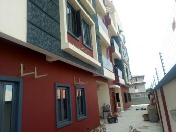 Lovely and Irresistible Brand New 3 Bedroom Service Flat with Bq, Canaan Estate, Ajah, Lagos, Flat for Rent