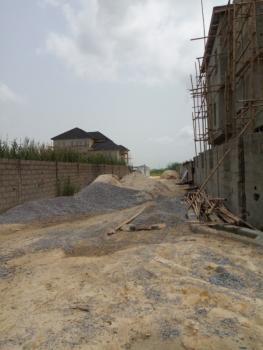 Serviced Plots of Land, Opposite Eco-bank Ado Road  Ajah Just After Ajah Market, Thomas Estate, Ajah, Lagos, Residential Land for Sale