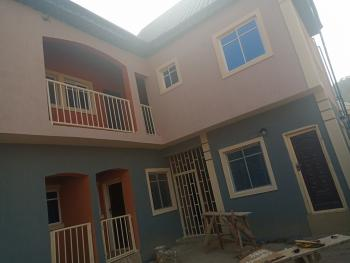 Brand New Self Contained with Wardrobe, Kitchen Cabinet, Water Heater, Ground Floor, Bwari Express Way, Dutse, Abuja, Flat for Rent