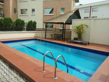 Luxury 2 Bedroom Partly Furnished and Fully Serviced Apartment, Shonibare Estate, Ikeja Gra, Ikeja, Lagos, Flat for Rent