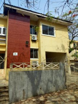 Serviced Four Bedroom Terraced Duplex with One Room Boys Quarters, Gaidam Close, Ile Ife Street, Area 11, Garki, Abuja, Terraced Duplex for Rent