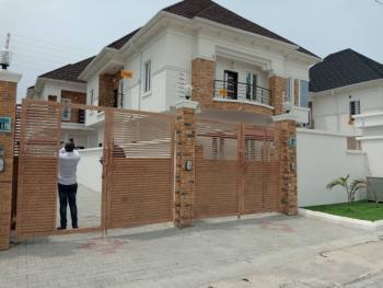 Well Finished 4 Bedroom Semi Detached Duplex with Bq, Lafiaji, Lekki, Lagos, Semi-detached Duplex for Sale