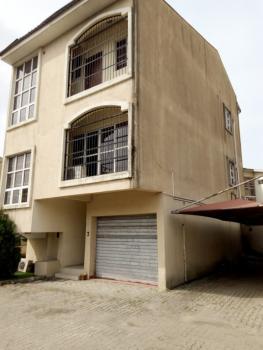 Four (4) Bedroom Semi Detached Duplex with 3 Sitting Rooms, Victoria Island Extension, Victoria Island (vi), Lagos, Semi-detached Duplex for Rent
